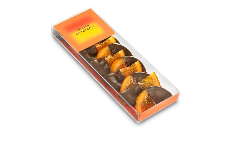 Llunes taronja